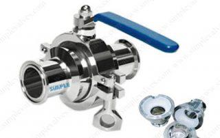 tri-clover-ball-valve