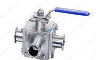 sanitary-three-way-valve