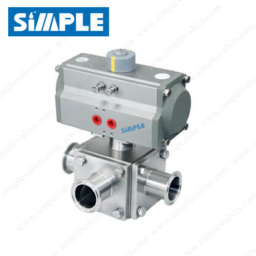 sanitary-air-operated-ball-valve