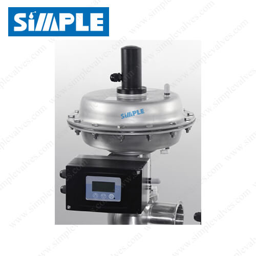 8. Diaphragm Pneumatic Actuator