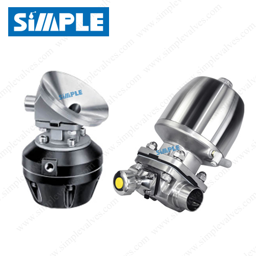 air operated diaphragm valve