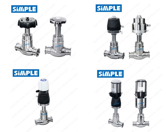 3 Things Needed to Know about Sanitary Globe Valves