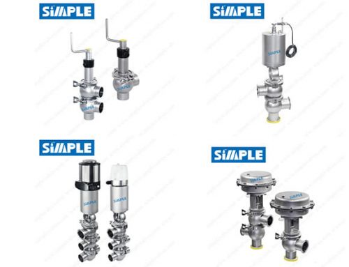 A Comprehensive Guide of the Sanitary Single Seated Valves