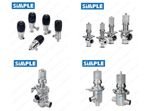 A Guide to Sanitary Pressure Relief Valves