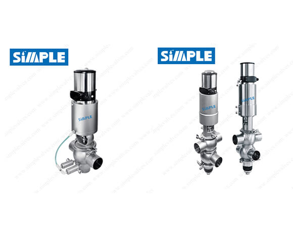 How Sanitary Mixproof Double Seat Valves Ensure the Best Purity