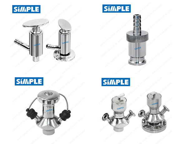 The Use and Application of Sanitary Sample Valves